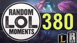 ® Random LoL Moments | Episode 380 (League of Legends)
