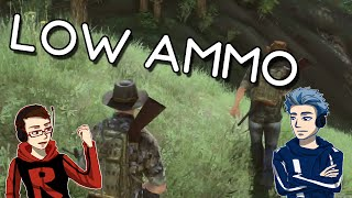 H1Z1: Terrible guns and Low Ammo - Hollow and Rage Battle Royale!