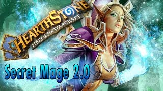 Hearthstone - Secret mage 2.0 (HUN)