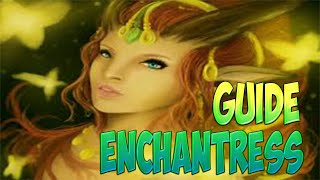 Dota 2 Guide Enchantress Гайд на Инчантрес 60FPS