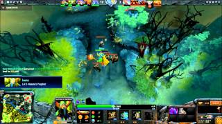 Dota 2 Replays :: A 20 Minute Match