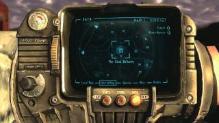 Fallout New Vegas: Old World Blues - Wild Wasteland Easter Eggs!