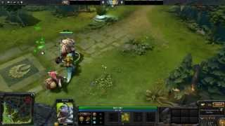 Dota 2 New Smevil couriers have no walking animation [2013-07-28]