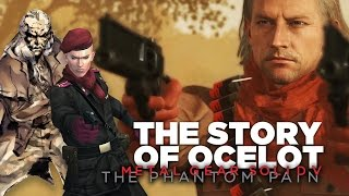 """Revolver"" Ocelot Biography - Metal Gear Solid V: The Phantom Pain"