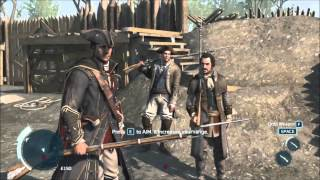 Hex Play's: Assassin's Creed 3 Ep. 4: SNIPIN' WITH A MUSKET!