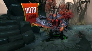 The Ram's Head Armaments Axe set preview Dota 2