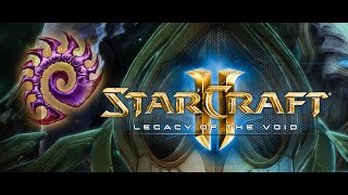 StarCraft II: Legacy of the Void beta - ZERG VOD sc2tv. Cloud Kingdom LE