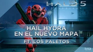 Halo 5: Guardians - Hail Hydra!! Negros ft. Los Paletos