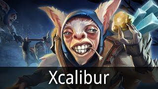Xcalibur Meepo - Fnatic vs Alliance @ D2CL S3 Dota 2