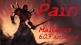 World of Warcraft: Patch 6.0.3 Affliction Warlock PvP #2