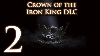 Let's Play Dark Souls 2: Crown of the Old Iron King (#2) - Cursed Tower / Majestic Greatsword