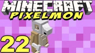 Pixelmon #22 - Pokemon Trade Battle Challenge!!  W/ IAmTheAttack (Minecraft Pokemon Mod)