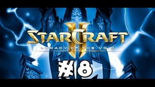 StarCraft 2: Legacy of the Void - Brutal Mission #8 - Sky Shield...again.