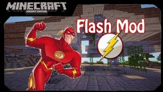 The Flash Mod(Super her