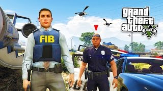 GTA 5 PC Mods - PLAY AS A COP MOD #9! GTA 5 POLICE PATROL LSPDFR Mod Gameplay! (GTA 5 Mod Gameplay)