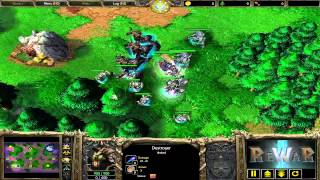 Lucifer(UD) vs soso(ORC) - WarCraft 3 Frozen Throne - RN1359