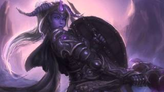Derek Duke - Draenei Walk (World Of Warcraft The Burning Crusade Soundtrack)