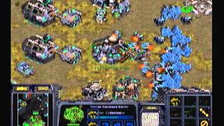 Starcraft Brood War [FPVOD] - Brat_OK VOD 's (15 шт.)