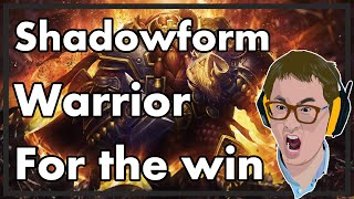 Hearthstone - New Meta Shadowform Warrior