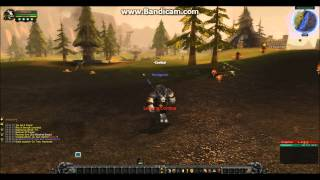 World Of Warcraft (Monk Tauren) lvling part 1