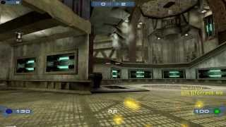 WCG 2003 - Grand Final - lauke vs. Forrest - Duel - World Cyber Games (UT2003/UT03/UT2K3(ut2004))