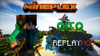 Mineplex One in the Quiver Montage with Zigglezzy! [Minecraft Replay Mod]