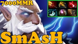 Dota 2 - SmAsH 7000 MMR Plays Zeus vol 2# - Pub Match Gameplay