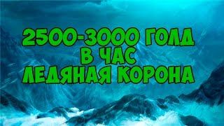 2500-3000 голд в час. Фарм золота на оффе World of warcraft