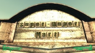 Fallout 3. Very hard (2Lv) go to the SuperDuperMart