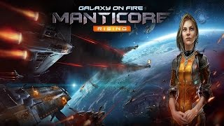 Galaxy on Fire - Manticore RISING (by FishLab) - Apple TV - HD Gameplay Trailer (60 FPS)