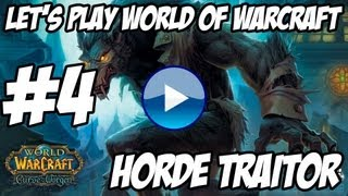 Let's Play World of Warcraft - #4 - First steps as a Worgen