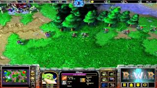 Grubby(ORC) vs TH000(HU) - Game 1 - WarCraft 3 Frozen Throne - RN1718