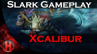 Xcalibur Slark Gameplay Dota 2