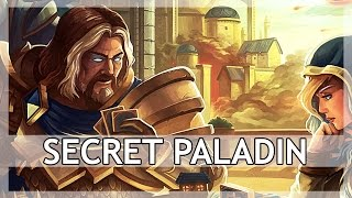Hearthstone Secret Paladin - Let's Play Hearthstone Gameplay Deutsch / German