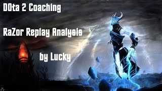 Dota 2 - replay analysis - Dota coach