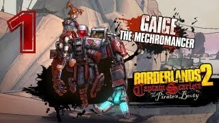 Borderlands 2 - Capitaine Scarlett et son Butin de Pirate #1