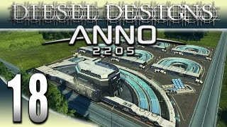 Anno 2205 Gameplay: EP18: Androids & Expansion! (Futuristic City Building Series 1080p)