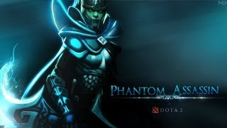 Dota 2 гайд phantom assassin