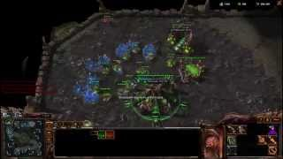 StarCraft II: Legacy of the Void, турнир 1 игра