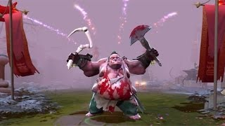 Dragonclaw Hook Pudge immortal hook custom animation preview Dota 2