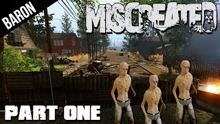 Miscreated Gameplay Part 1 - Fighting Mutants and Bandits!  (The Next DayZ!)