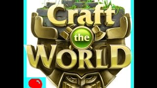 Craft The World -  #3 (Древо Технологий и т.д.)