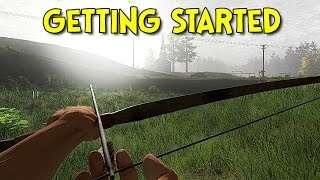 GETTING STARTED! - H1Z1 - Ep.1