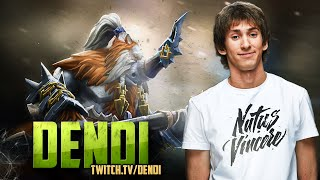 Dota 2 Stream: Na`Vi Dendi - Magnus (Gameplay & Commentary)