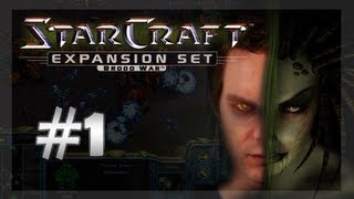 StarCraft: Brood Wars Playthrough - Husky