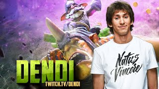 Dota 2 Stream: Na`Vi Dendi - Alchemist (Gameplay & Commentary)