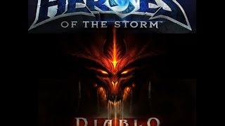 Heroes Of The Storm - Диабло