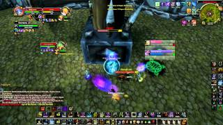 Drainerx: *FULL MOVIE* Arena-Tournament Disc/Ele (AT2v2)  World Of Warcraft PvP Gameplay