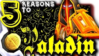 5 Reasons To Paladin, World of Warcraft, Class Spotlight.