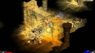 Replay Diablo II: Getting Horadric Cube, 03/16/2012